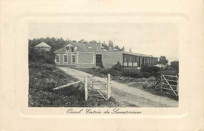 """/ CPA FRANCE 76 """"Oissel, entrée du Sanatorium"""""""