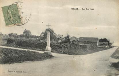 "/ CPA FRANCE 76 ""Oissel, les Bruyères"""