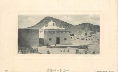 """CPA ALGERIE """"El Hamel, La Zaouïa"""""""