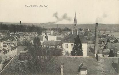 "/ CPA FRANCE 76 ""Vue d'Oissel """