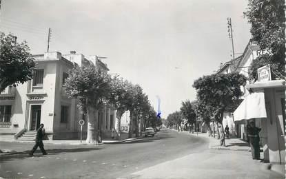 "CPSM ALGERIE  ""Birkadem, rue principale"""
