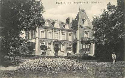 """/ CPA FRANCE 76 """"Oissel, propriété de M. A Potel père"""""""