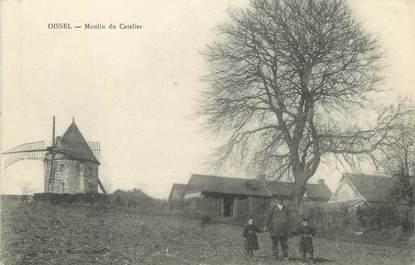 """/ CPA FRANCE 76 """"Oissel, moulin du Catelier"""""""
