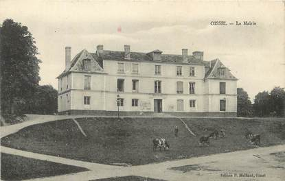 "/ CPA FRANCE 76 ""Oissel, la mairie """