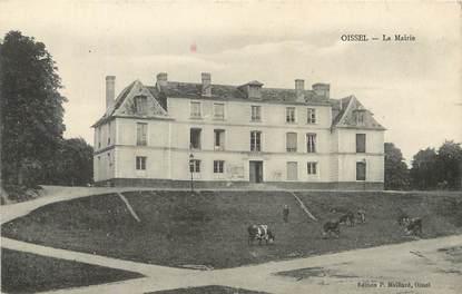 "/ CPA FRANCE 76 ""Oissel, la mairie """