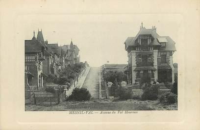 """/ CPA FRANCE 76 """"Mesnil Val, av du Val Heureux"""""""