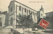 """26 DrÔme / CPA FRANCE 26 """"Montelimar, église des Carmes"""""""