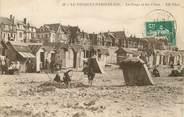 """62 Pa De Calai / CPA FRANCE 62 """"Le Touquet, Paris Plage, les plages et les villas"""""""