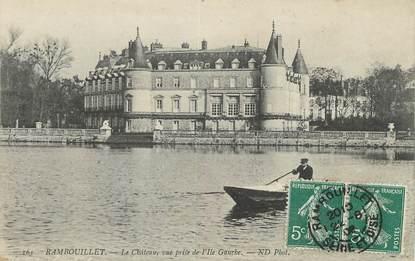"""/ CPA FRANCE 78 """"Rambouillet, le château"""""""
