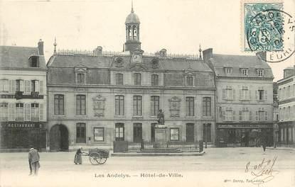 """/ CPA FRANCE 27 """"Les Andelys, hôtel de ville"""""""
