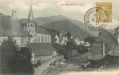 """/ CPA FRANCE 65 """"Arreau, église Saint Exupère"""""""