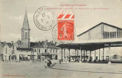 """/ CPA FRANCE 65 """"Rabastens sur l'Adour, la halle sur la place centrale"""""""
