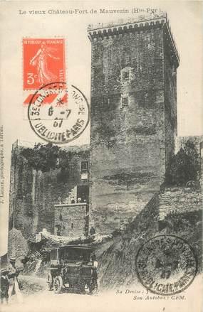 """/ CPA FRANCE 65 """"Le Vieux château Fort de Mauvezin"""""""
