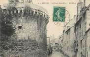 """58 Nievre / CPA FRANCE 58 """"Nevers, la tour Saint Eloi'"""
