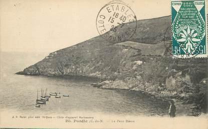 "/ CPA FRANCE 22 ""Pordic, le petit Havre"""