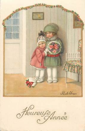 "CPA ILLUSTRATEUR EBNER "" Enfants"""