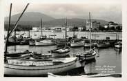 """83 Var CPSM FRANCE 83 """"Sainte Maxime, le port"""""""