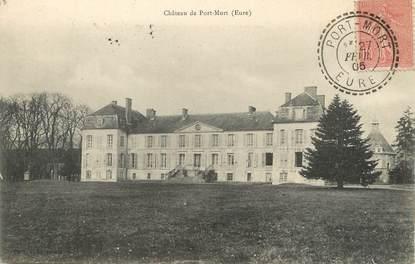 """/ CPA FRANCE 27 """"Château de port Mort"""""""