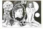 Illustrateur CPSM  ILLUSTRATEUR   LE  JOLLY   /  dans le futur