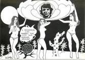 Illustrateur CPSM  ILLUSTRATEUR    LE  JOLLY