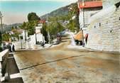 """06 Alpe Maritime CPSM FRANCE 06 """"Menton, la frontière italienne"""""""
