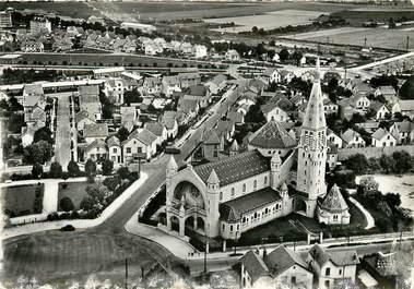 """CPSM FRANCE 21 """"Dijon, Eglise du Sacré Coeur"""""""