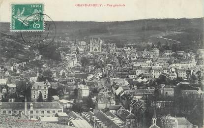 "/ CPA FRANCE 27 ""Grand Andely, vue générale"""