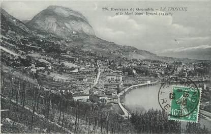 """/ CPA FRANCE 38 """"La Tronche et le Mont Saint Eynard"""""""