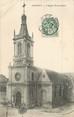"02 Aisne / CPA FRANCE 02 ""Chauny, l'église Notre Dame"""