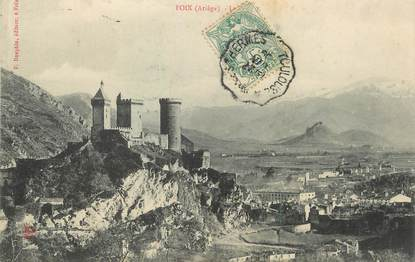 "/ CPA FRANCE 09 ""Foix"""