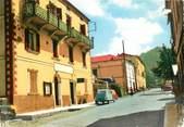 """20 Corse CPSM FRANCE 20 """"Corse, Morosaglia, le centre du village"""""""