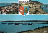 "11 Aude / CPSM FRANCE 11 ""Leucate Plage"""
