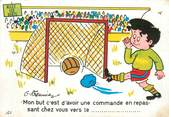 Illustrateur  CPSM   ILLUSTRATEUR MEUNIER  / Football
