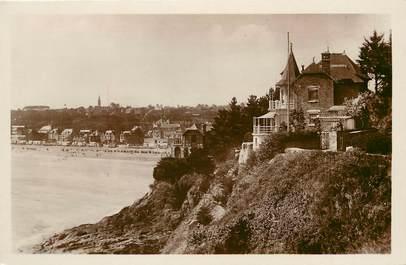 """CPSM FRANCE 22 """"Saint Cast, villas de l'Isle et un coin de la plage"""""""