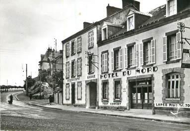 """/ CPSM FRANCE 23 """"Guéret, l'hôtel du Nord"""""""