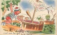 """Illustrateur CPA ILLUSTRATEUR MO-BAIR """"C'est nous les gars..."""""""