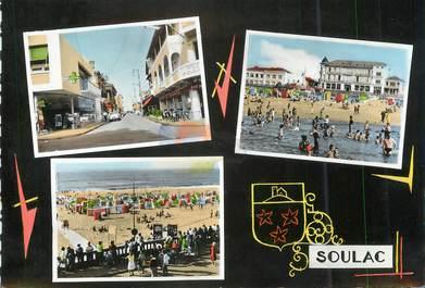 "/ CPSM FRANCE 33 ""Soulac sur Mer """