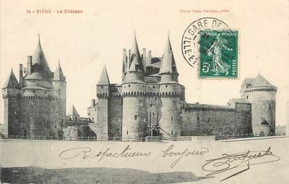 """/ CPA FRANCE 35 """"Vitré, le château"""""""