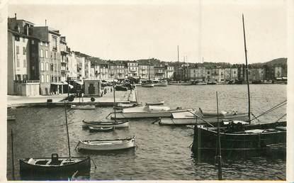 """/ CPSM FRANCE 83 """"Saint Tropez, le port """""""