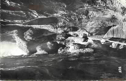 """/ CPSM FRANCE 66 """"Gorges de la Fou à Arles sur tech, le rocher coincé"""""""