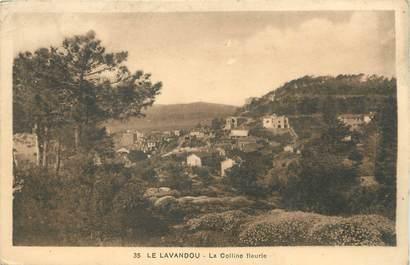 """/ CPA FRANCE 83 """"Le Lavandou, la colline Fleurie"""""""