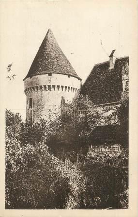 """/ CPA FRANCE 24 """"Saint Front la Rivière, château Saulnier"""""""
