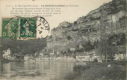 """/ CPA FRANCE 24 """"La Roque Gageac"""""""