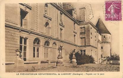 """/ CPA FRANCE 24 """"Le Préventoruim départemental de Lanmary"""""""