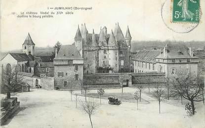 "/ CPSM FRANCE 24 ""Jumilhac, le château féodal"""