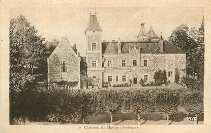 "/ CPA FRANCE 24 ""Château de Hoche"""