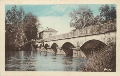 """/ CPA FRANCE 24 """"Tocane Saint Apre, le pont"""""""