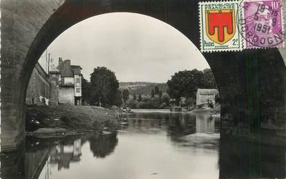"""/ CPSM FRANCE 24 """"Montignac sur Vezere, la Vezère"""""""