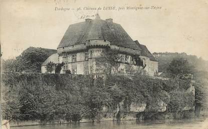 """/ CPA FRANCE 24 """"Château de Losse près Montignac sur Vezère"""""""