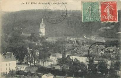 """/ CPA FRANCE 24 """"Lalinde, vue générale"""""""